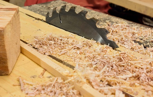 combination,circular,saw,blade,zero,clearance,slot,scobs,sawdust