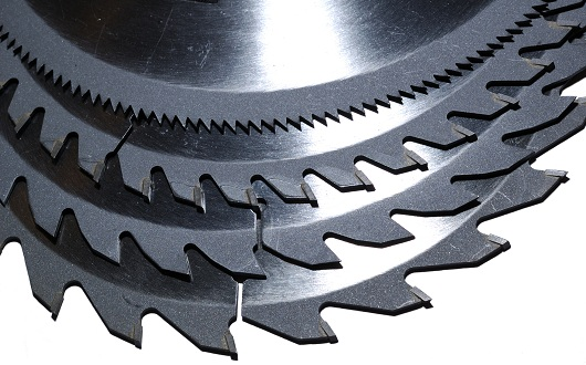 ATB, FTG and Hollow Ground Saw Blades
